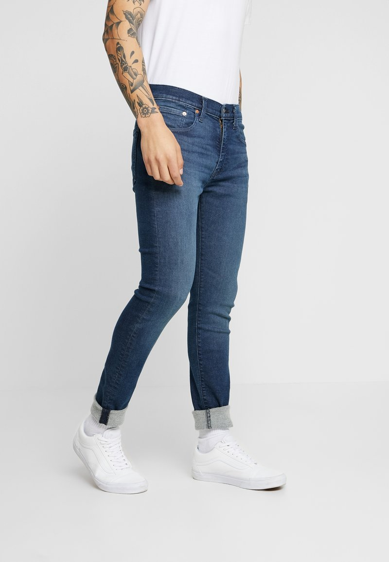 Levi's® - 519™ SUPER SKINNY FIT - Jeans Skinny Fit - sage overt adv tnl