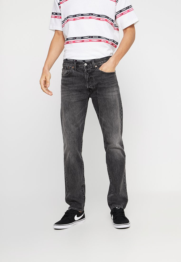 Levi's® - 501® SLIM TAPER - Jeans fuselé - just grey
