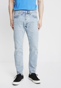 Levi's® - 501® SLIM TAPER - Jeans Tapered Fit - thistle subtle - 0