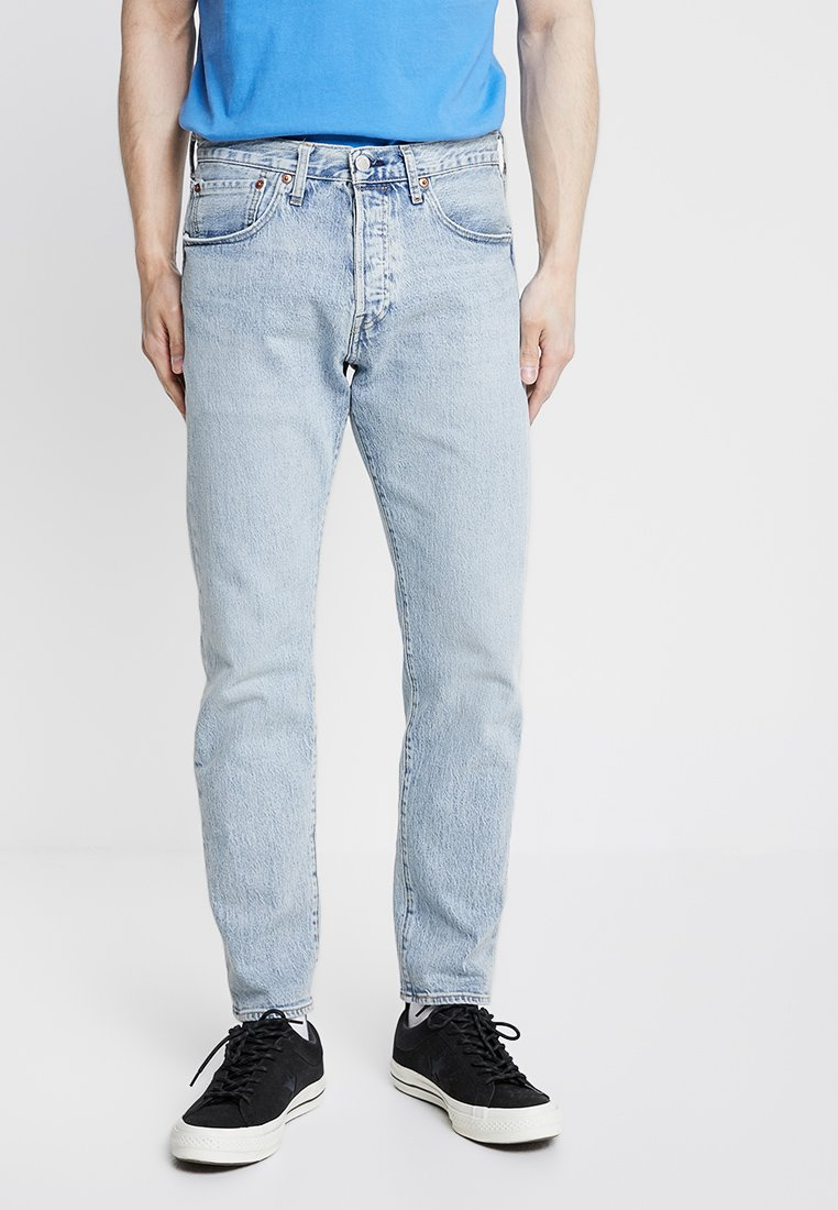 Levi's® - 501® SLIM TAPER - Jeans Tapered Fit - thistle subtle