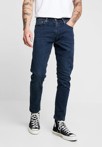 Levi's® - 512™ SLIM TAPER FIT - Tapered-Farkut - dark blue - 0
