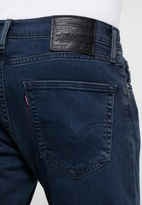 Levi's® - 512™ SLIM TAPER FIT - Tapered-Farkut - dark blue - 3