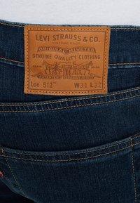 Levi's® - 512™ SLIM TAPER FIT - Jeans fuselé - adriatic adapt - 3