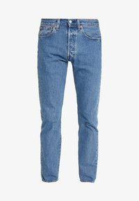 Levi's® - 501® SLIM TAPER - Džíny Slim Fit - stonewashed - 4