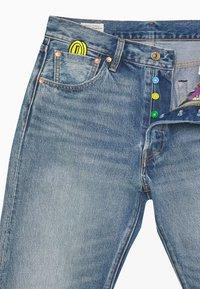 Levi's® - LEVI'S® X SUPER MARIO 501® '93 STRAIGHT - Straight leg jeans - mario 501 day selvedge - 4
