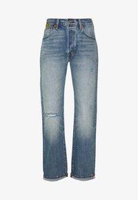 Levi's® - LEVI'S® X SUPER MARIO 501® '93 STRAIGHT - Straight leg jeans - mario 501 day selvedge - 0