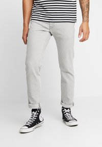 Levi's® - 511™ SLIM FIT - Slim fit -farkut - steel grey flat - 0