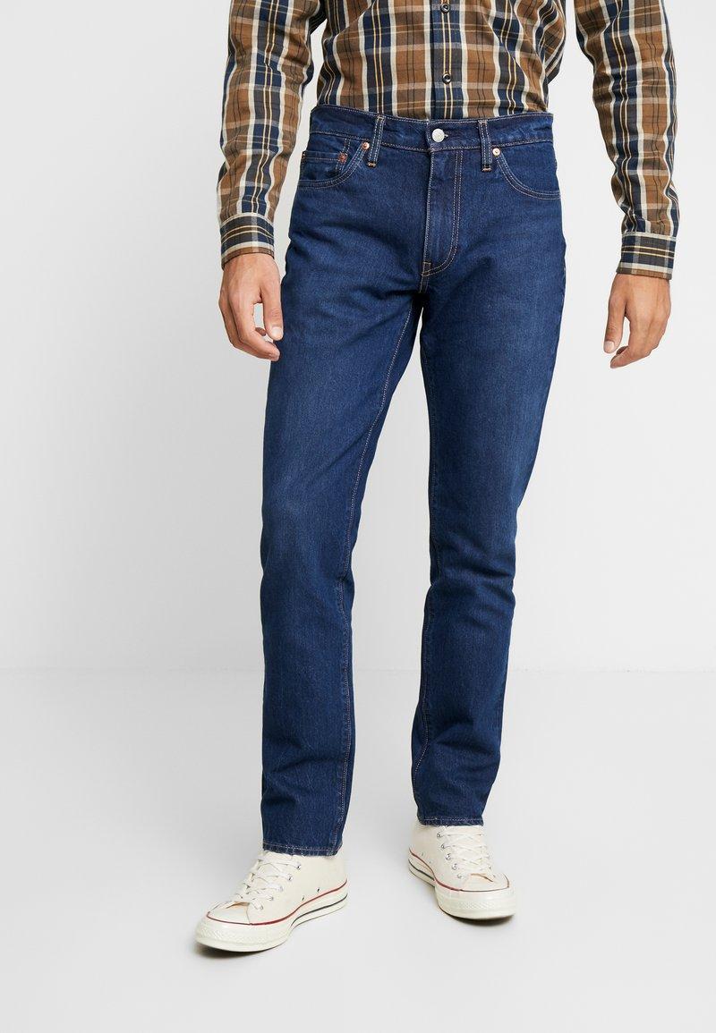 Levi's® - 511™ SLIM FIT - Jeans slim fit - orange sunset adapt