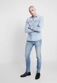Levi's® - 511™ SLIM FIT - Slim fit -farkut - blue denim - 1
