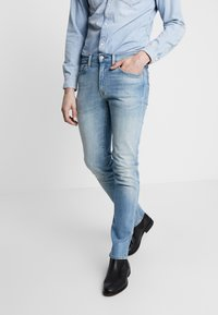 Levi's® - 511™ SLIM FIT - Slim fit -farkut - blue denim - 0