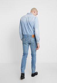 Levi's® - 511™ SLIM FIT - Slim fit -farkut - blue denim - 2