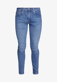 Levi's® - SKINNY TAPER - Jeans Skinny Fit - blue denim - 4