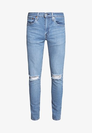 SKINNY TAPER - Jeans Skinny - light blue denim
