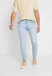 Levi's® - 512™ SLIM TAPER - Jeans slim fit - gravie fog - 0