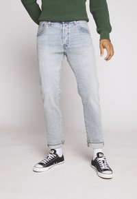 Levi's® - 501® '93 STRAIGHT - Straight leg jeans - light-blue denim - 5