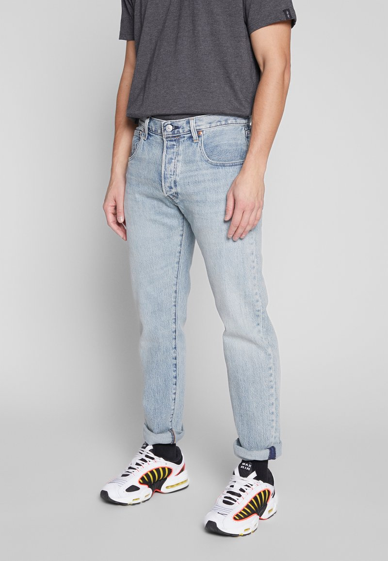 Levi's® - 501® '93 STRAIGHT - Jeansy Straight Leg - light-blue denim