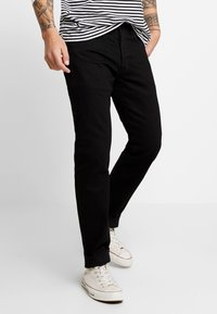 Levi's® - 501® '93 STRAIGHT - Jean droit - black punk - 0