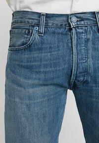 Levi's® - 501® LEVI'S®ORIGINAL FIT - Jeans Straight Leg - blue denim - 5