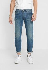Levi's® - 501® LEVI'S®ORIGINAL FIT - Jeans Straight Leg - blue denim - 0
