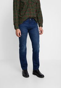 Levi's® - 501® LEVI'S®ORIGINAL FIT - Jeansy Straight Leg - boared - 0