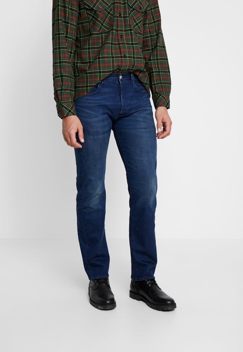 Levi's® - 501® LEVI'S®ORIGINAL FIT - Jeansy Straight Leg - boared
