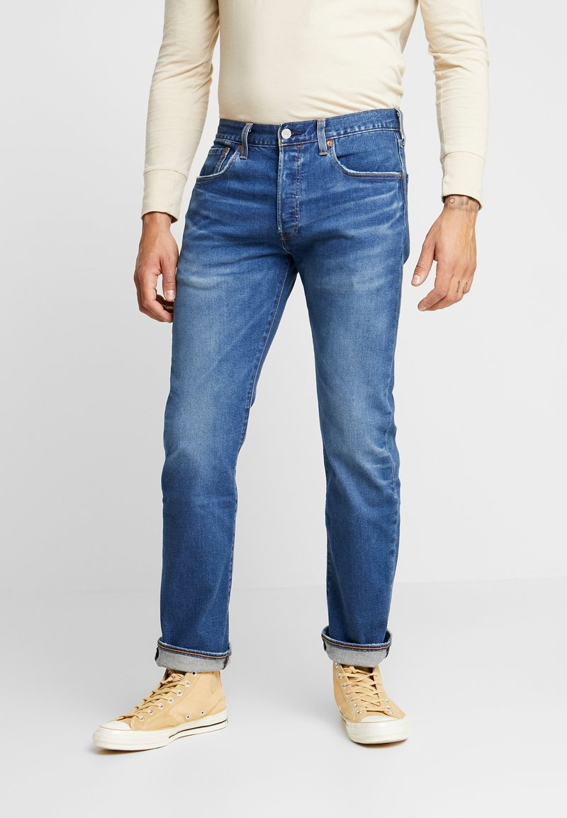 Levi's® - 501® LEVI'S®ORIGINAL FIT - Jeansy Straight Leg - key west sky