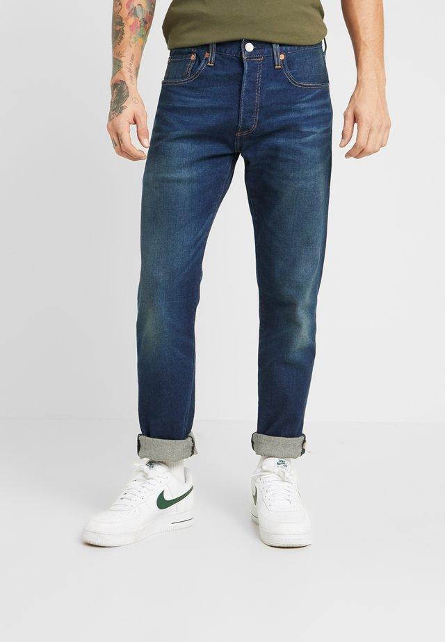 501® SLIM TAPER - Jean slim - boared