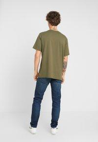 Levi's® - 501® SLIM TAPER - Jeans slim fit - boared - 2