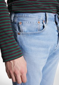 Levi's® - 501® LEVI'S®ORIGINAL - Jeansy Straight Leg - light-blue denim - 5