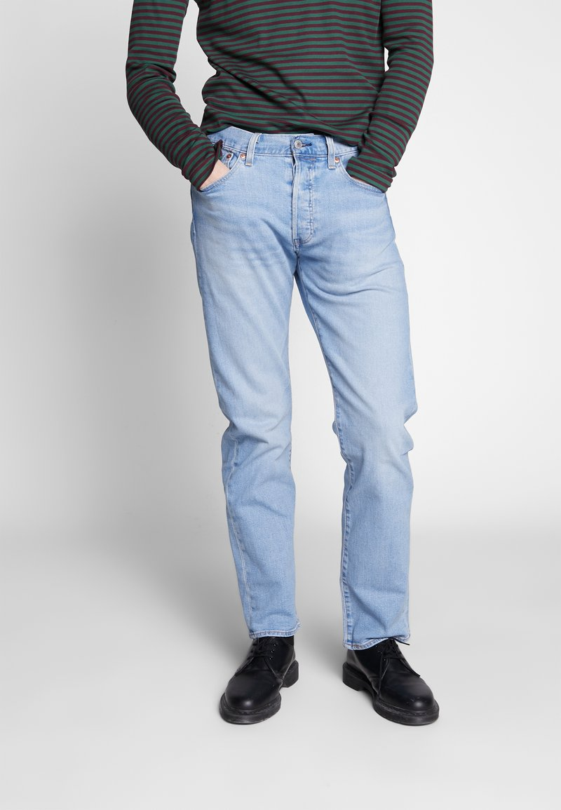 Levi's® - 501® LEVI'S®ORIGINAL - Jeansy Straight Leg - light-blue denim