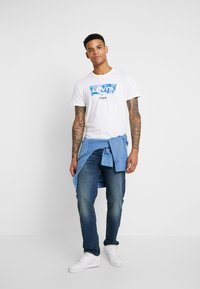 Levi's® - 501® LEVI'S®ORIGINAL - Straight leg jeans - blue denim - 1