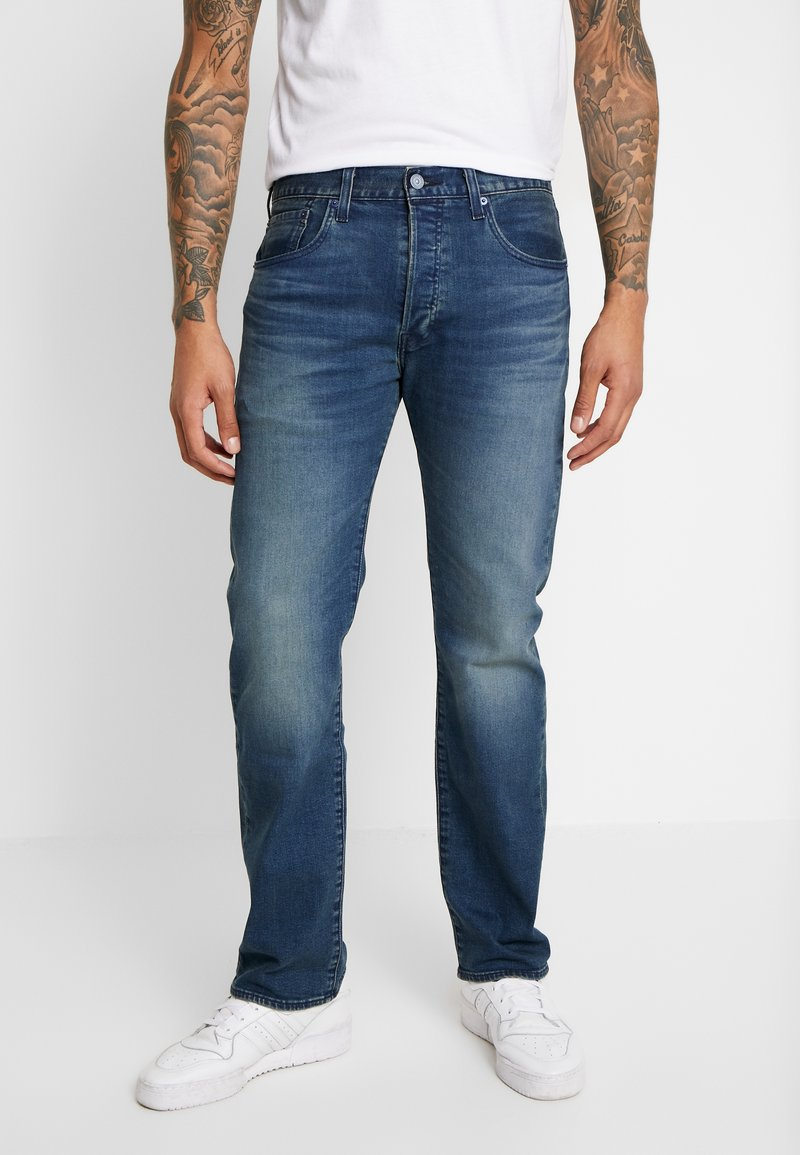Levi's® - 501® LEVI'S®ORIGINAL - Straight leg jeans - blue denim