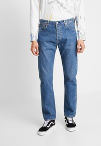 Levi's® - 501® '93 STRAIGHT - Vaqueros rectos - bleu eyes peak - 0