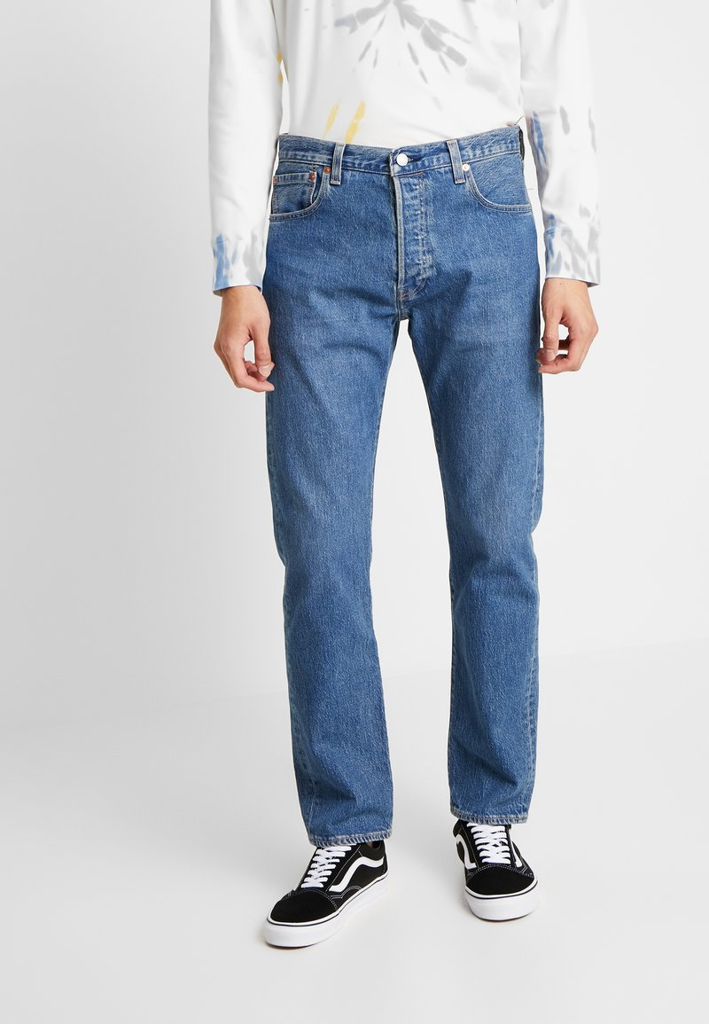 Levi's® - 501® '93 STRAIGHT - Vaqueros rectos - bleu eyes peak