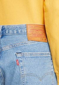 Levi's® - 501® '93 STRAIGHT - Straight leg jeans - basil castle - 4