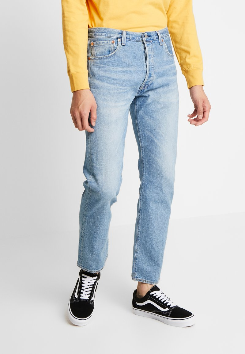 Levi's® - 501® '93 STRAIGHT - Straight leg jeans - basil castle