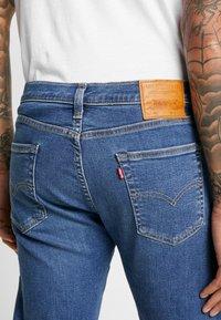 Levi's® - 502™ TAPER - Jeans slim fit - cedar nest adv - 4