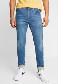 Levi's® - 502™ TAPER - Jeansy Slim Fit - sage oceanside - 0