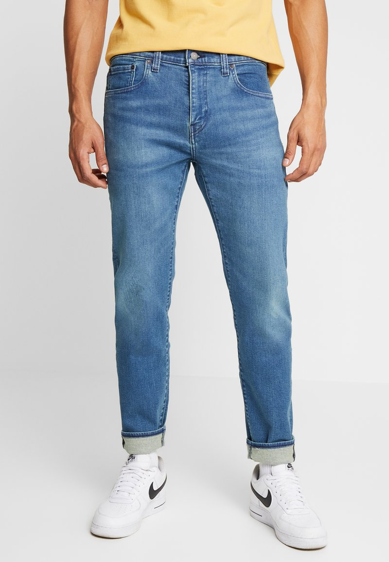 Levi's® - 502™ TAPER - Džíny Slim Fit - sage oceanside