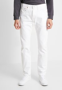 Levi's® - 502™ TAPER - Slim fit jeans - toothy white - 0