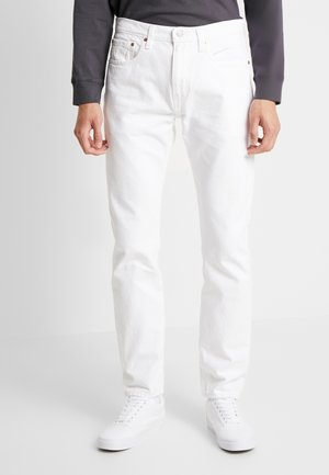 502™ TAPER - Jeansy Slim Fit - toothy white