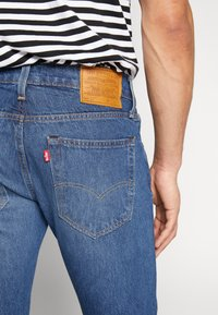 Levi's® - 527™ SLIM - Jeans bootcut - dark-blue denim - 5