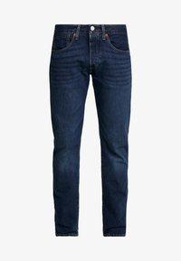 Levi's® - 501 SLIM TAPER - Zúžené džíny - med indigo - 4