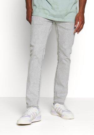511™ SLIM - Straight leg -farkut - grey denim