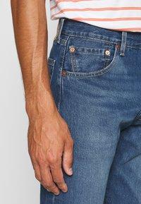 Levi's® - 501 '93 CROP - Straight leg jeans - bleu eyes night - 3