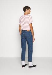 Levi's® - 501 '93 CROP - Straight leg jeans - bleu eyes night - 2