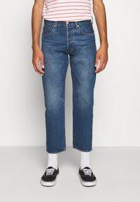 Levi's® - 501 '93 CROP - Straight leg jeans - bleu eyes night - 0