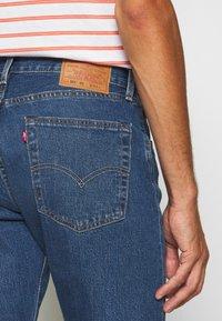 Levi's® - 501 '93 CROP - Straight leg jeans - bleu eyes night - 5
