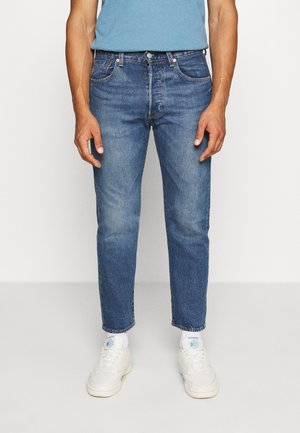 501 '93 CROP - Straight leg jeans - bleu eyes night