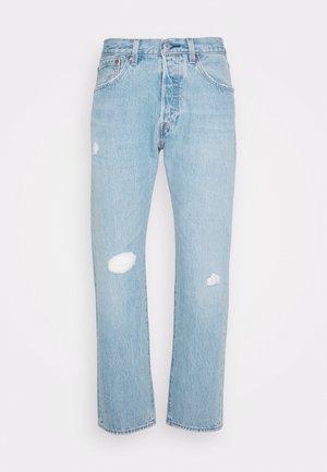 501 '93 CROP - Straight leg jeans - med indigo